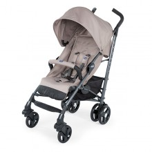 Chicco - Lite Way 3 - Dark Beige