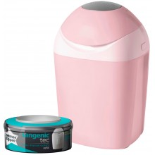 Tommee Tippee - Sangenic Contentor Fraldas Rosa