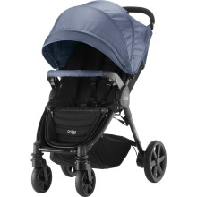 Britax Römer - B-Agile Plus - Blue Denim '2019