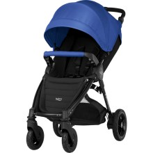 Britax Römer - B-Motion 4 Plus - Ocean Blue '2019