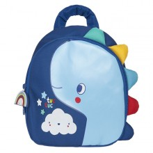 Tuc Tuc - Mochila Infantil Enjoy & Dream - Azul