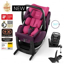 Recaro - Zero.1 Elite i-Size - Power Berry '2019