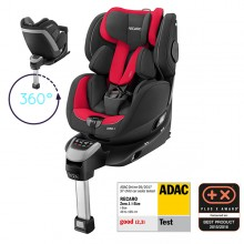 Recaro - Zero.1 i-Size - Racing Red '2019