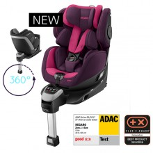 Recaro - Zero.1 i-Size - Power Berry '2019