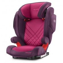 Recaro - Monza Nova 2 Seatfix - Power Berry