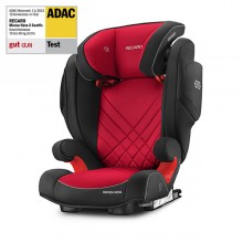 Recaro - Monza Nova 2 Seatfix - Racing Red