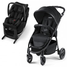 Recaro - Duo CityLife c/Zero.1 Elite i-Size - Black