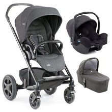 Joie - Trio Chrome DLX c/i-Snug - Pavement '2020