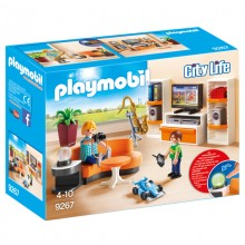 Playmobil City Life - Quarto da Música