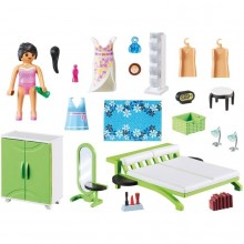 Playmobil City Life - Quarto de Dormir