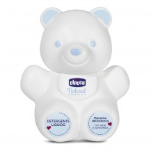 Chicco - Gel Limpeza Teddy Bear Natural Sensation