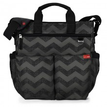Skip Hop - DUO Signature Dark Chevron