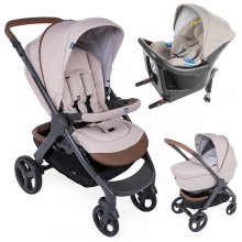 Chicco - Trio Style Go Up Crossover i-Size - Beige