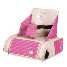 Innovaciones MS - Booster Bag - Rosa