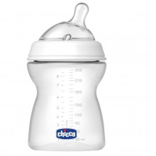 Chicco - Biberão NaturalFeeling Step Up 2m+ 250ml