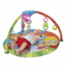 Chicco - Tapete Ginásio Bubble Gym