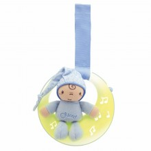 Chicco - Luz de Presença Goodnight Moon Azul