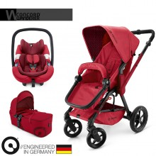 Concord - Trio Wanderer Mobility Set - Ruby Red