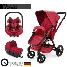 Concord - Trio Wanderer Travel Set - Ruby Red