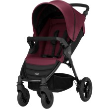 Britax Römer - B-Motion 4 - Wine Red '2017