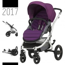 Britax Römer - Affinity 2 - White Mineral Lilac '2017