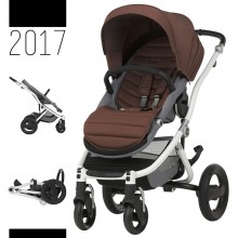Britax Römer - Affinity 2 - White Wood Brown '2017