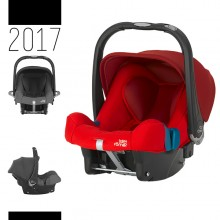 Britax Römer - Baby-Safe Plus SHRII - Flame Red '2017