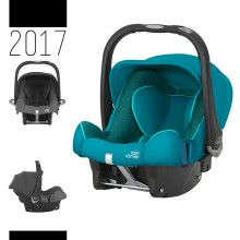 Britax Römer - Baby-Safe Plus SHRII - Green Marble '2017