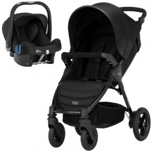 Britax Römer - Duo B-Motion 4 - Cosmos Black '2017