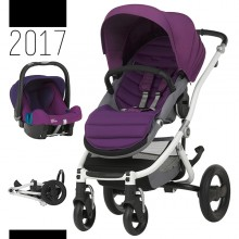 Britax Römer - Duo Affinity 2 - White Mineral Lilac '2017