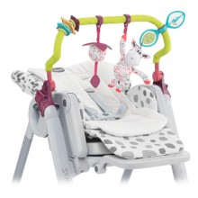 Chicco - Kit Brinquedos p/Polly Progres5 e Polly 2 Start