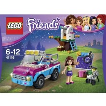 Lego Friends - Olivia Exploration Car