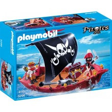 Playmobil Pirates - Barco do Tesouro