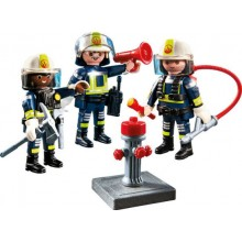 Playmobil City - Brigada de Fogo