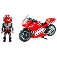 Playmobil City - Moto de Pista