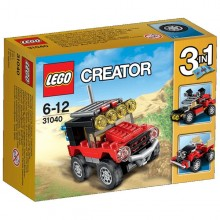 Lego City - Corrida no Deserto