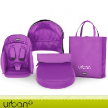 Chicco - Colour Pack para Urban Plus - Cyclamen