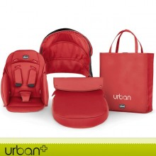 Chicco - Colour Pack para Urban Plus - Red Passion '2017