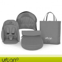 Chicco - Colour Pack para Urban Plus - Anthracite '2017