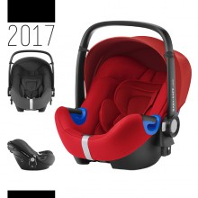 Britax Römer - Baby-Safe i-Size - Flame Red '2017