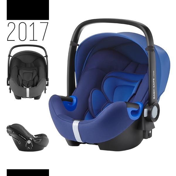britax r mer baby safe i size ocean blue 39 2017 babyblue. Black Bedroom Furniture Sets. Home Design Ideas