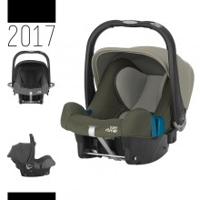 Britax Römer - Baby-Safe Plus SHRII - Olive Green '2017