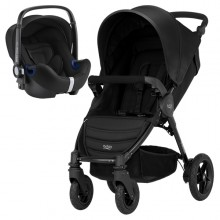 Britax Römer - Duo B-Motion 4 i-Size Bundle - Cosmos Black '2019