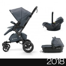 Concord - Trio Neo Travel Set - Steel Grey '2018