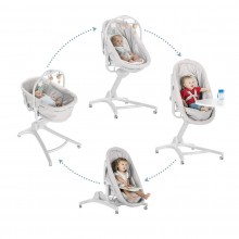 Chicco - Baby Hug 4 in 1 - Glacial