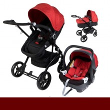 Os Ursitos - Duo G16 HBR - Red