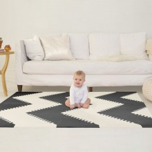 Skip Hop - Tapete PLAYSPOT Black/Cream